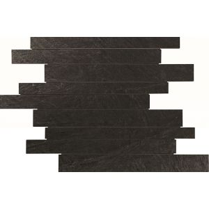 muro filita black natural 30X44