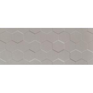 Elementary Grey Hex Str 29,8x74,8