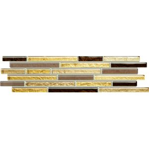 Listwa Venatello Brown Mosaic